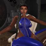 Top 10 - Duchess Willow - Ebony Femdom